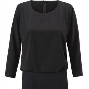 Cabi Black Indulgence Blouse Size L